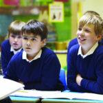 Děti ve tříde